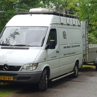 Audiowagen sprinter